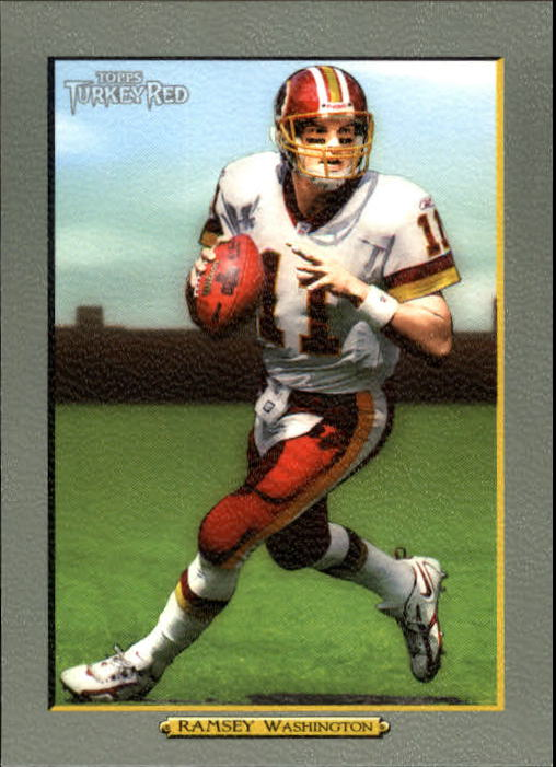 2005 Topps Turkey Red #49 Patrick Ramsey