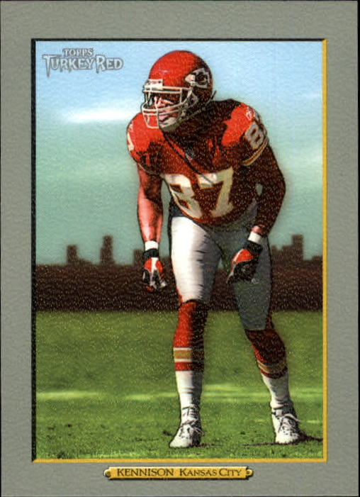 2005 Topps Turkey Red #53 Eddie Kennison