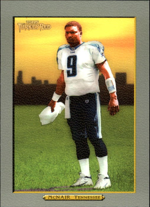 2005 Topps Turkey Red #54 Steve McNair