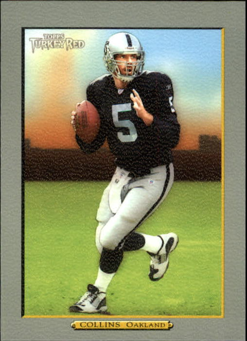 2005 Topps Turkey Red #65 Kerry Collins