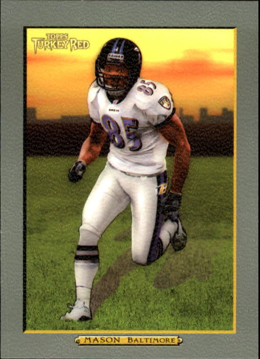 2005 Topps Turkey Red #69 Derrick Mason