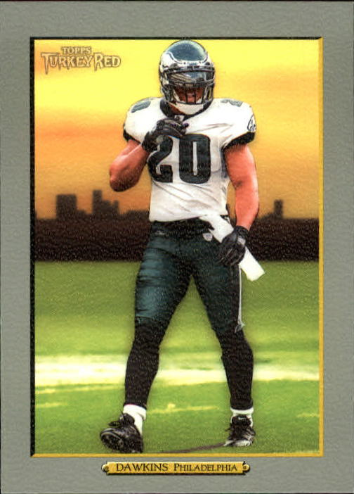 2005 Topps Turkey Red #70 Brian Dawkins