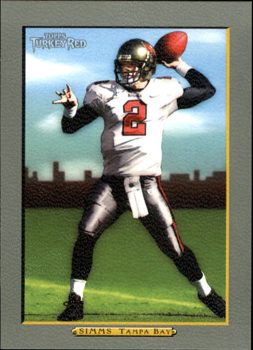 2005 Topps Turkey Red #71 Chris Simms
