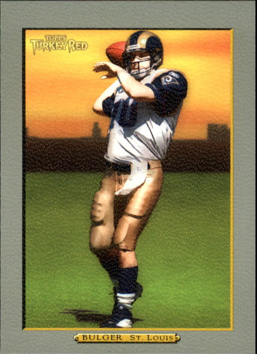 2005 Topps Turkey Red #72 Marc Bulger