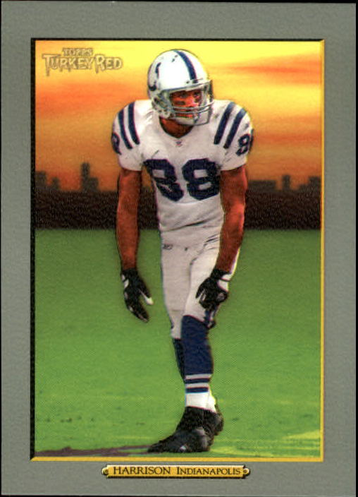 2005 Topps Turkey Red #86 Marvin Harrison
