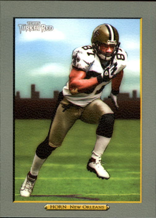 2005 Topps Turkey Red #90 Joe Horn