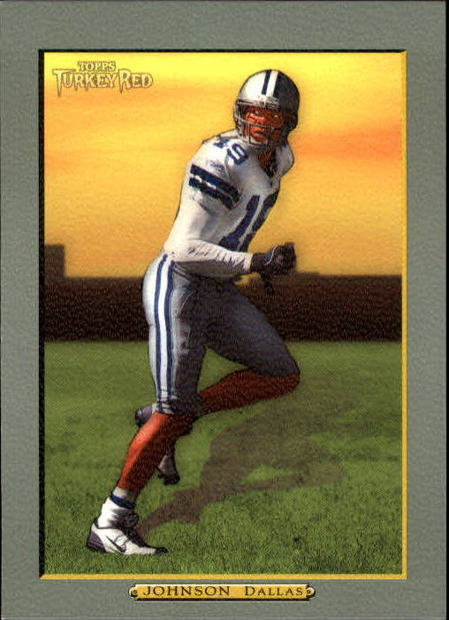 2005 Topps Turkey Red #92 Keyshawn Johnson