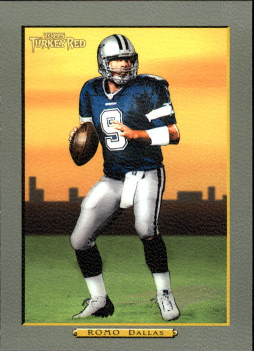 2005 Topps Turkey Red #172 Tony Romo