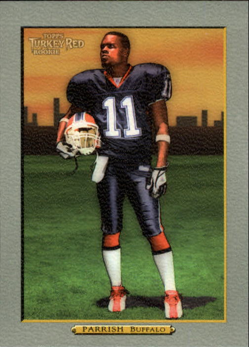 2005 Topps Turkey Red #194 Roscoe Parrish RC