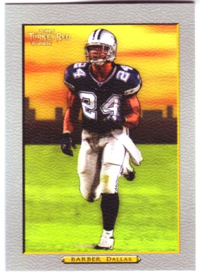 2005 Topps Turkey Red #210 Marion Barber RC