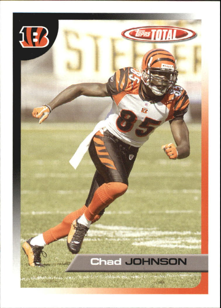 2005 Topps Total #235 Chad Johnson