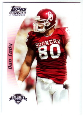 2005 Topps Draft Picks and Prospects #122 Dan Cody RC