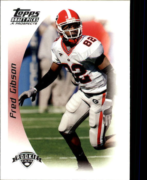 2005 Topps Draft Picks and Prospects #147 Fred Gibson RC