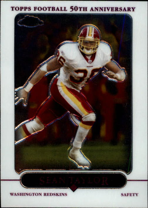 2005 Topps Chrome #2 Sean Taylor