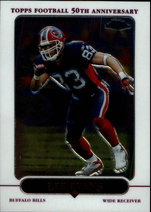 2005 Topps Chrome #6 Lee Evans