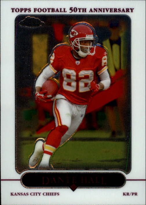 2005 Topps Chrome #9 Dante Hall