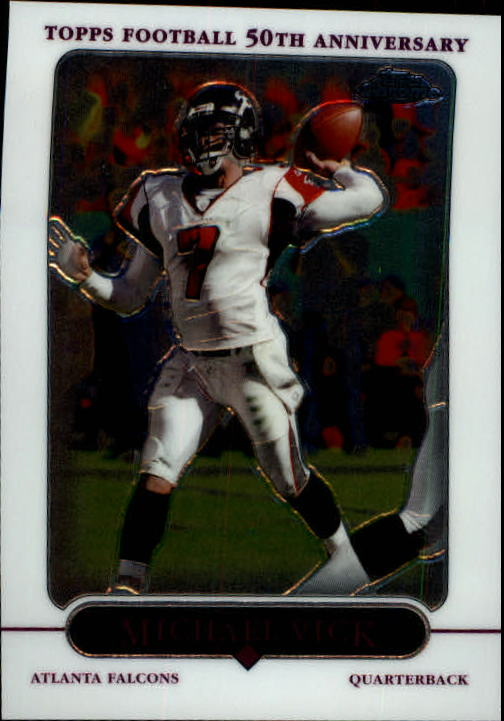 2005 Topps Chrome #23 Michael Vick