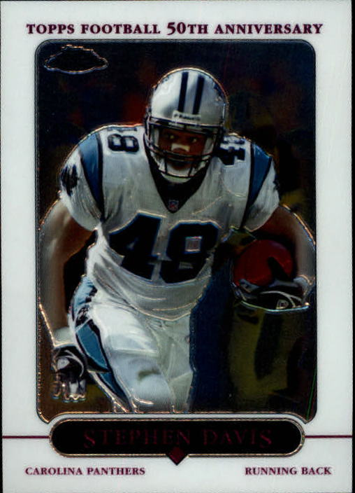 2005 Topps Chrome #30 Stephen Davis