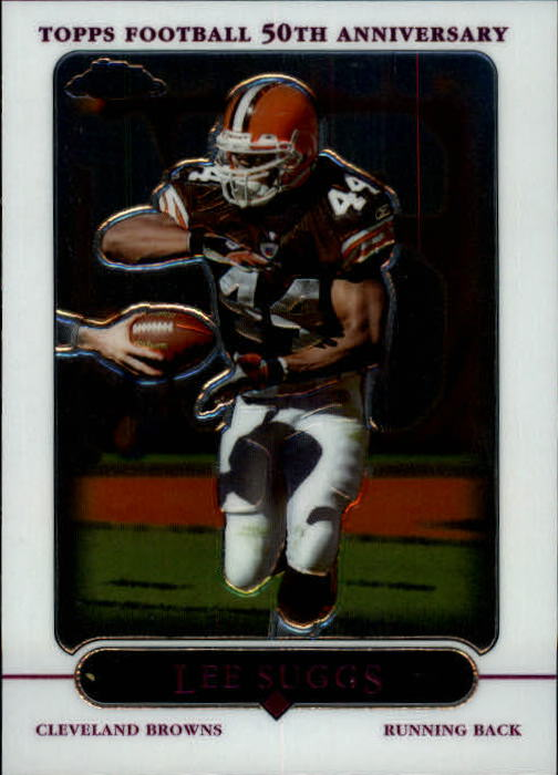 2005 Topps Chrome #79 Lee Suggs