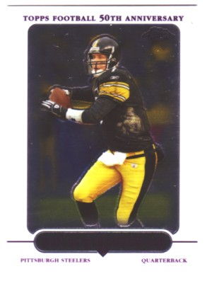 2005 Topps Chrome #93 Ben Roethlisberger