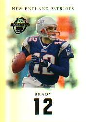 2005 Topps Tribute #10 Tom Brady