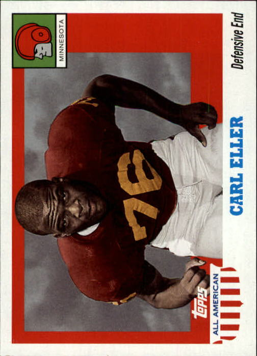 2005 Topps All American #5 Carl Eller