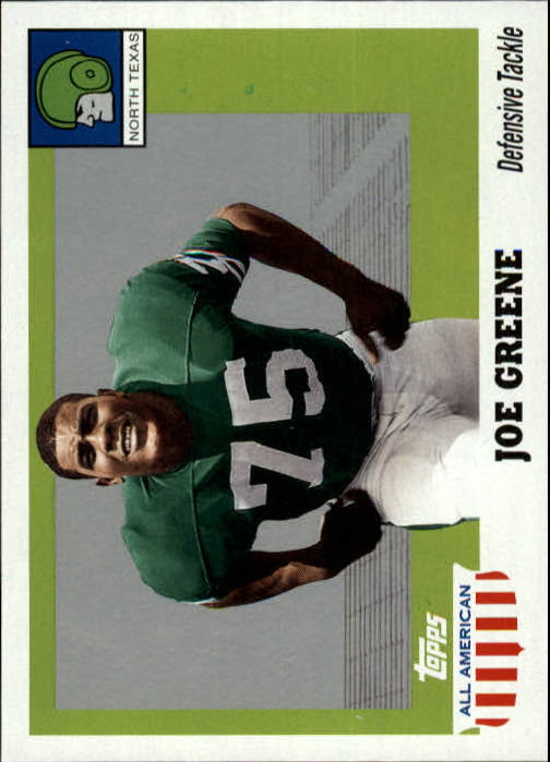 2005 Topps All American #13 Joe Greene