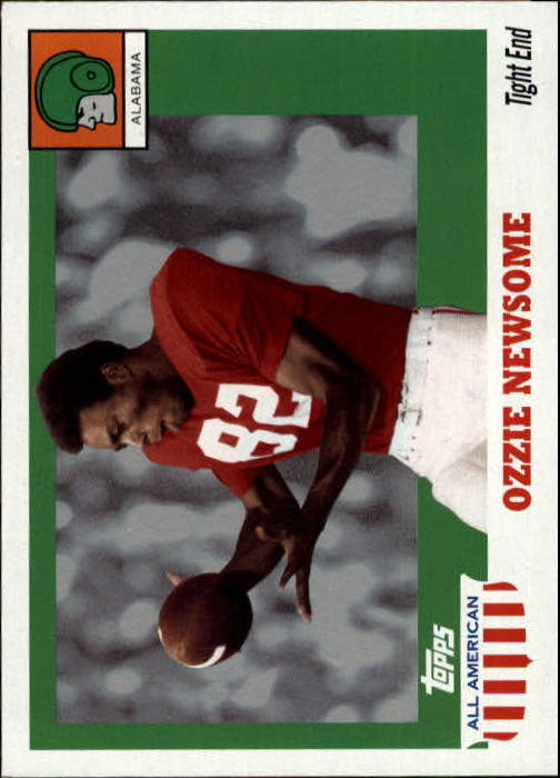 2005 Topps All American #14 Ozzie Newsome