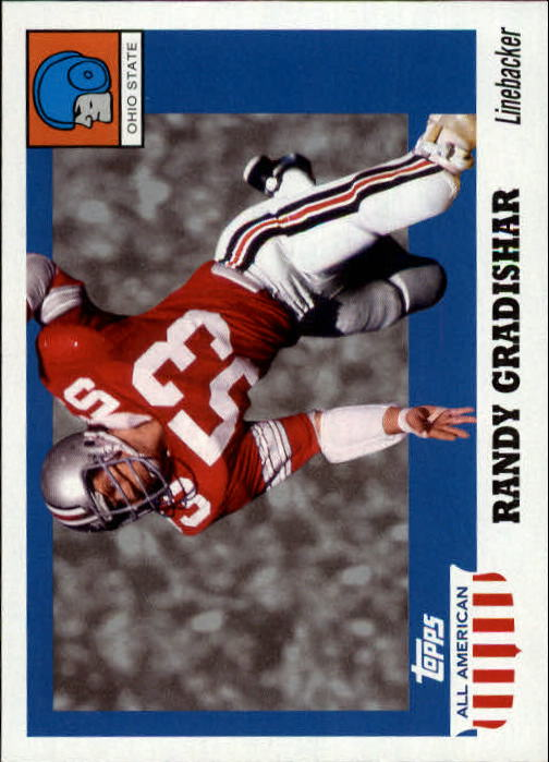 2005 Topps All American #18 Randy Gradishar
