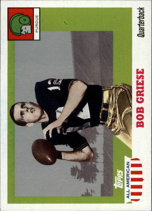 2005 Topps All American #31 Bob Griese