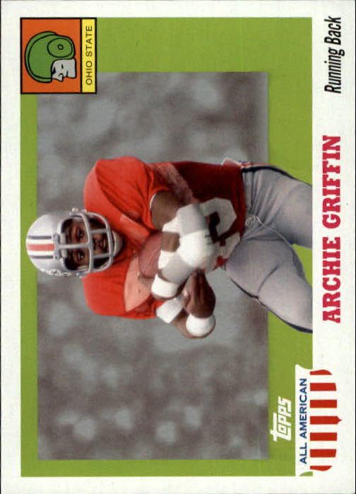 2005 Topps All American #42 Archie Griffin
