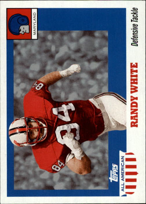 2005 Topps All American #43 Randy White