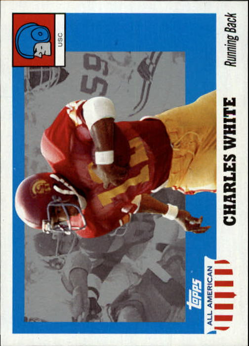 2005 Topps All American #50 Charles White