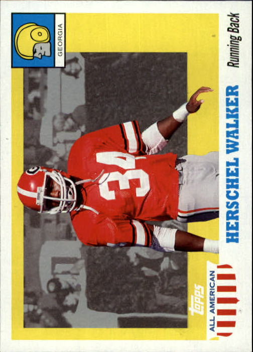 2005 Topps All American #51 Herschel Walker