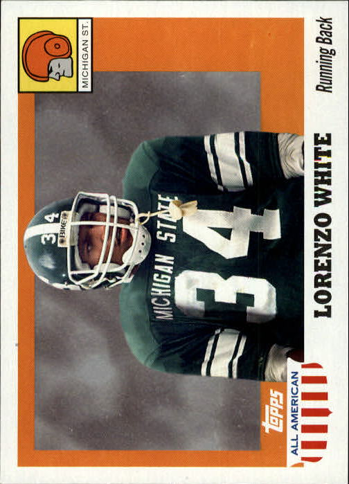 2005 Topps All American #66 Lorenzo White