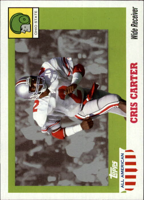 2005 Topps All American #67 Cris Carter