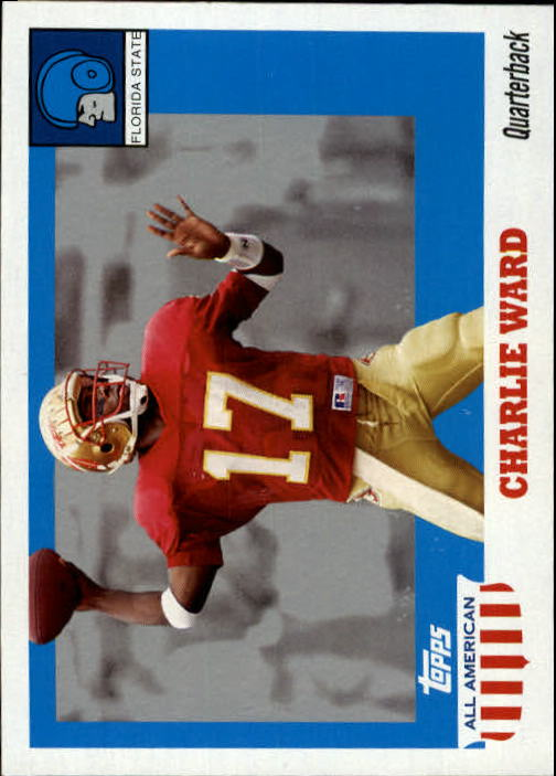 2005 Topps All American #80 Charlie Ward