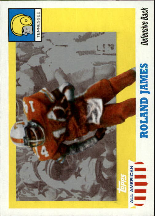 2005 Topps All American #91 Roland James