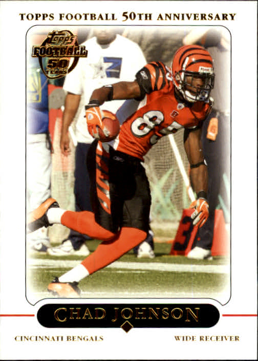 2005 Topps #7 Chad Johnson