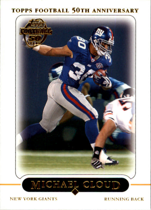 2005 Topps #30 Mike Cloud