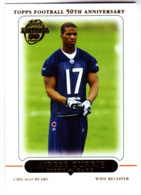 2005 Topps #393 Airese Currie RC