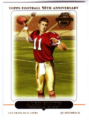 2005 Topps #435 Alex Smith QB RC