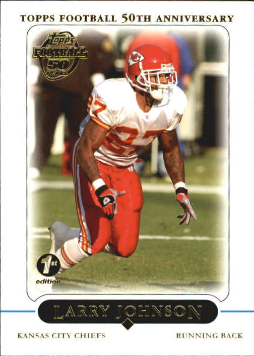 2005 Topps First Edition #274 Larry Johnson