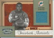 2005 Throwback Threads #221 Ronnie Brown JSY RC