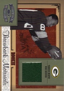 2005 Throwback Threads #226 Terrence Murphy JSY RC
