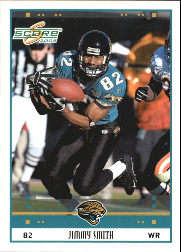 2005 Score Glossy #132 Jimmy Smith