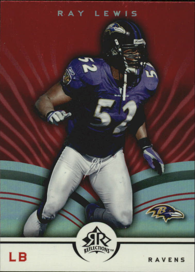 2005 Reflections #7 Ray Lewis