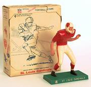 1959-63 Hartland Statues Football #5 Cardinals Lineman