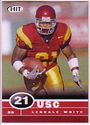 2006 SAGE HIT #21 LenDale White