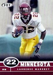 2006 SAGE HIT #22 Laurence Maroney front image